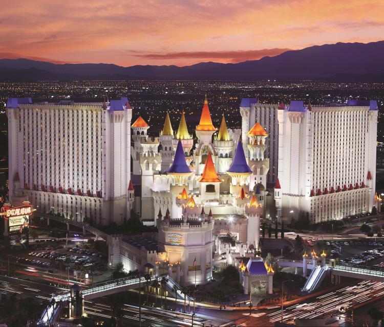 3850 Las Vegas Boulelvard South, Las Vegas, Nevada 89109, United States.