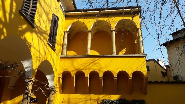 Via G.B. De Rolandis 7, Bologna, Italy.