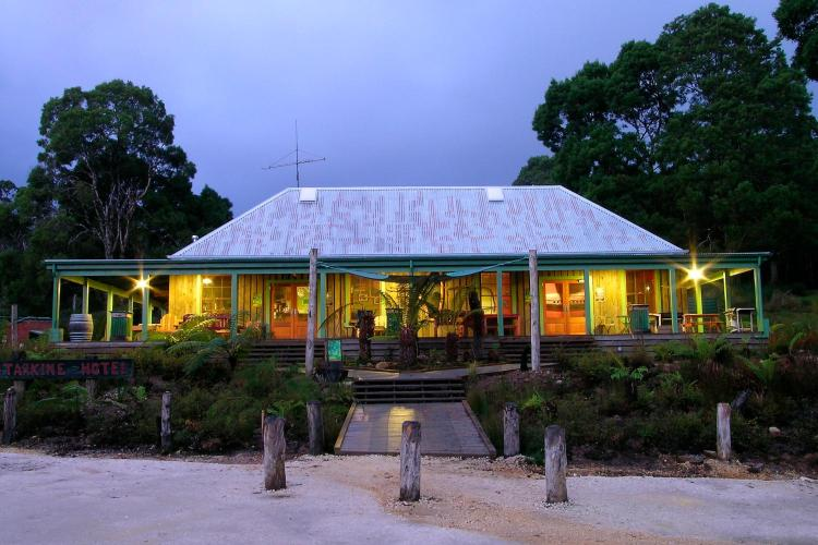 Corinna Road, Corinna, TAS 7321, Australia.