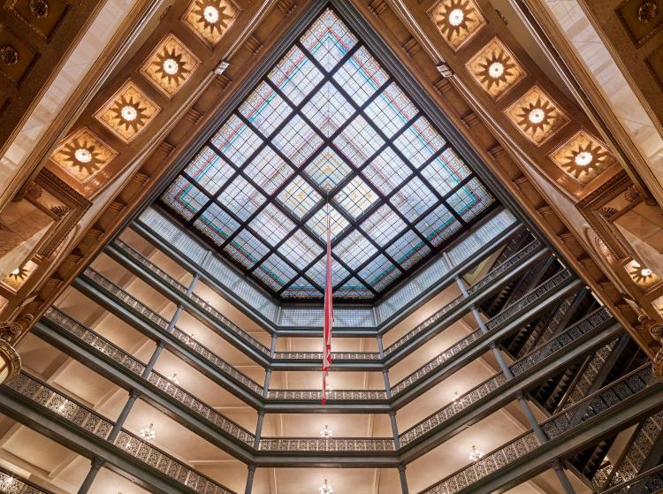 The Brown Palace Hotel and Spa Review, Denver, United States   Telegraph Travel