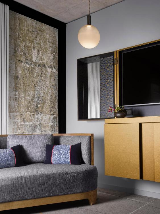 Nobu Hotel Shoreditch: Nobu Hotel Shoreditch Review, London