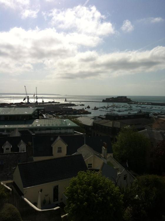 Les Cotils, St Peter Port, Guernsey GY1 1UT, Channel Islands.