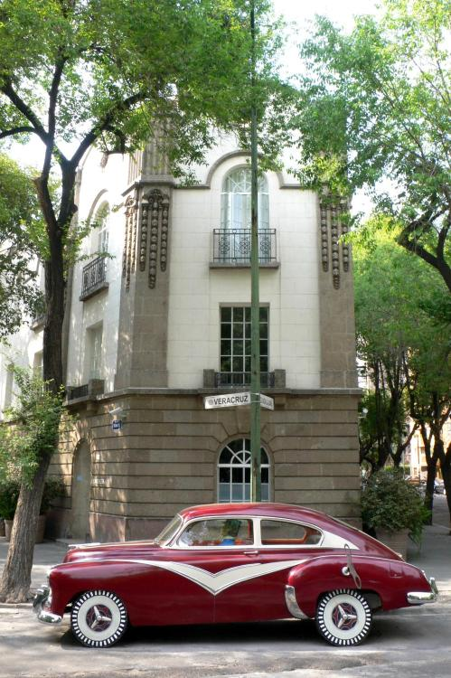 Av Veracruz 102, Condesa, Mexico City, Mexico.