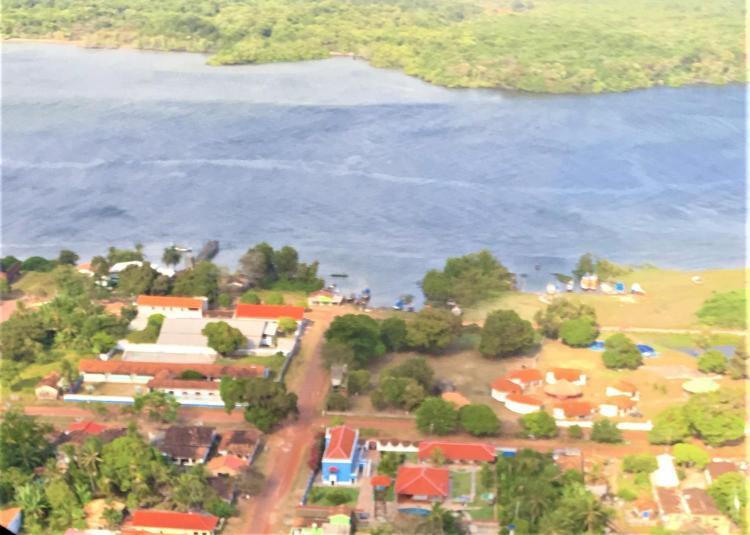 Rua Quarta 626, Soure, Ilha do Marajó, Pará, Brazil.