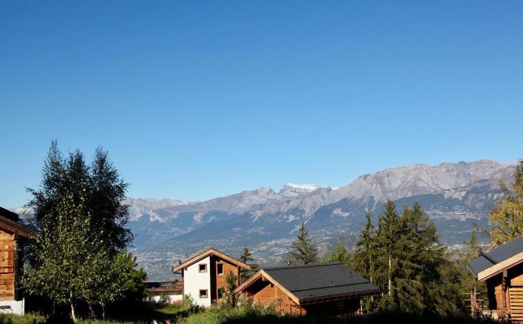 Impasse de la ferme 7, 3967 Vercorin, Switzerland.