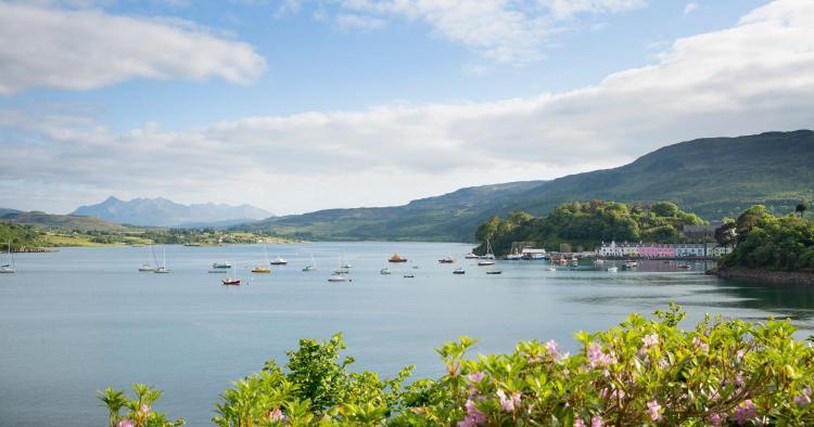 Portree, Isle of Skye IV51 9QU, Scotland.