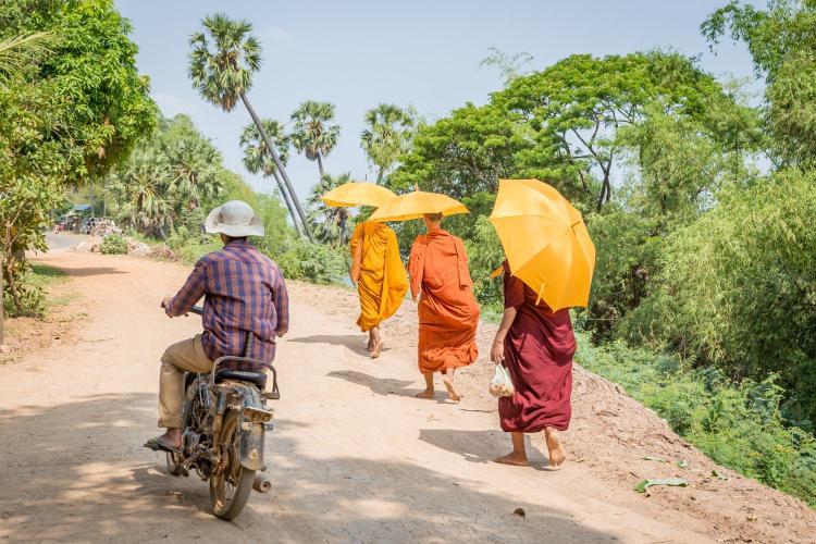 Chhlong, Cambodia.