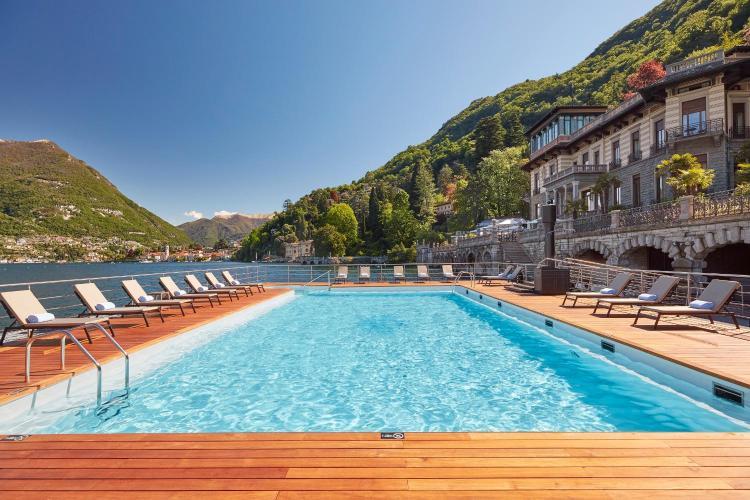 Via E. Caronti, 69, 22020 Blevio CO, Italy.