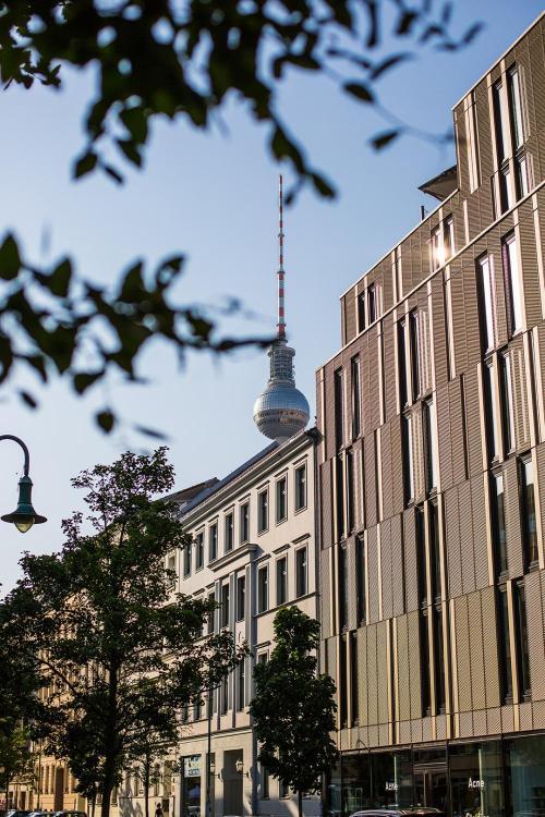 Weinmeisterstrasse 2, Berlin, 10178, Germany.