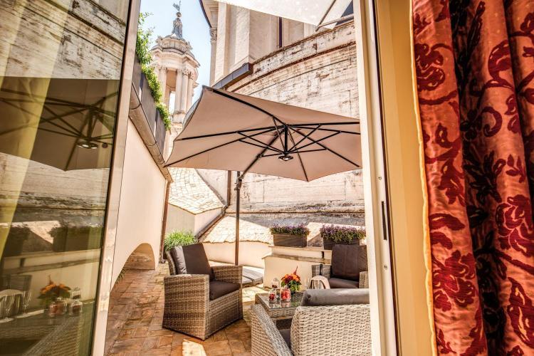 Hotel Eitch Borromini Review Rome Italy Travel