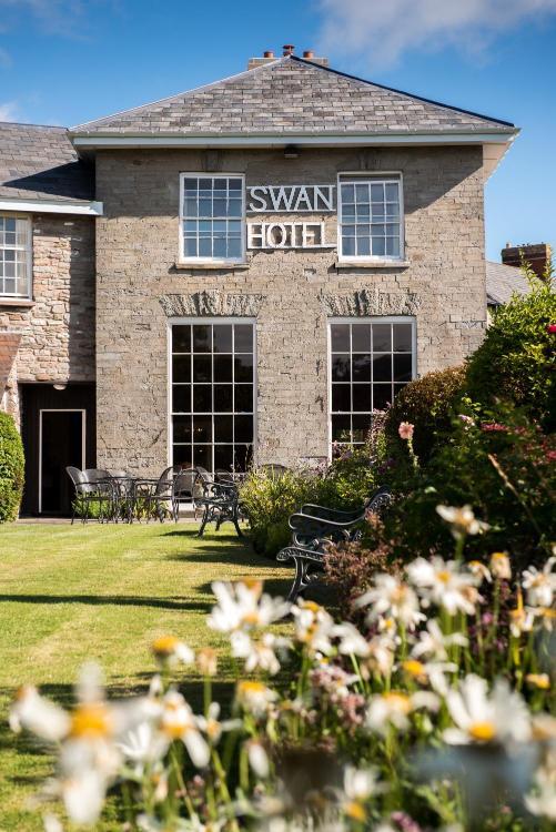 The Swan at Hay Hotel, Church Street, Hay-on-Wye, HR3 5DQ, England.