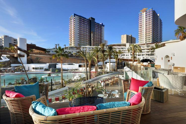 Avenida de Adeje 300, 38678 Playa Paraíso, Adeje, Tenerife, Spain.