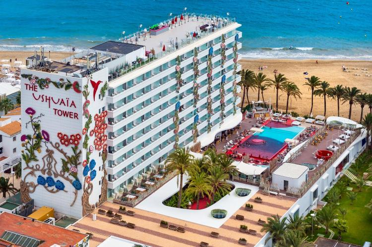 Playa d'en Bossa 10, 07817 Sant Jordi Ses Salines, Ibiza, Spain.