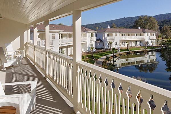 Indian Springs, 1712 Lincoln Avenue, Calistoga, California, 94515, United States.