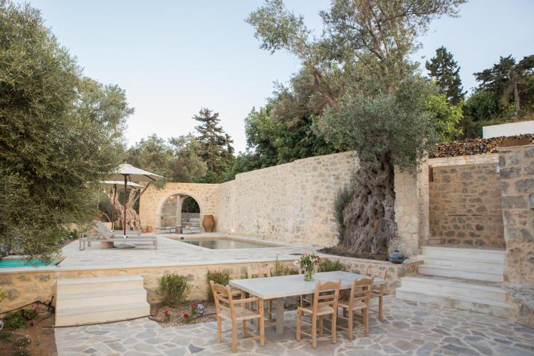 Kapsaliana Village Hotel, Municipality of Rethymnon, Crete 741 00, Greece.