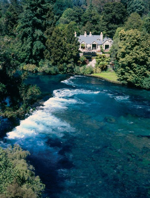 271 Huka Falls Road, Taupo, New Zealand.