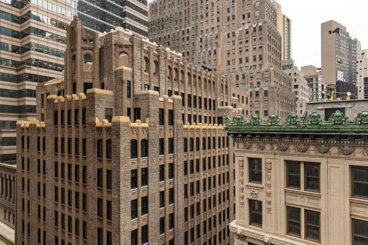 75 Wall Street, New York, 10005.