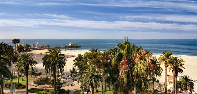 1415 Ocean Ave, Santa Monica, CA 90401, United States.