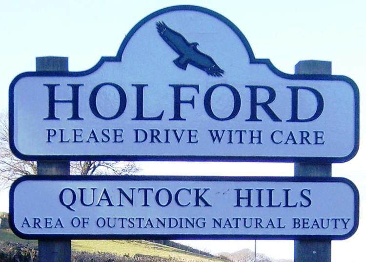 Holford, Bridgwater TA5 1RZ, England.