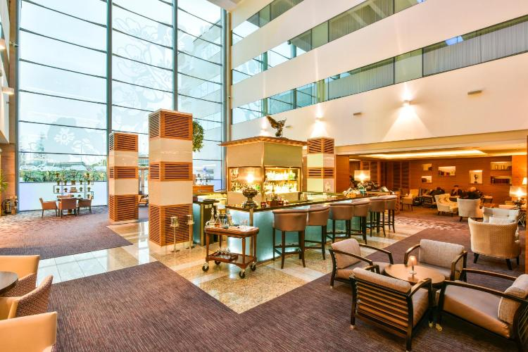 Terminal 5, London Heathrow Airport, London, TW6 2GD, England.
