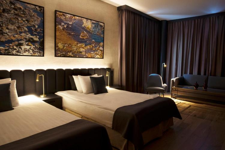 Grand Hotel Reykjavik Review Iceland Travel