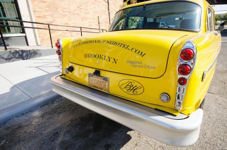 77 Box Street, Brooklyn, 11222.