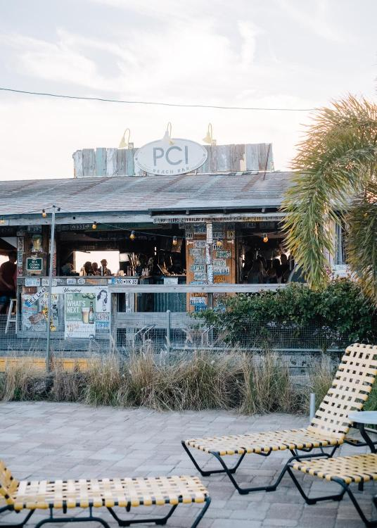 6300 Gulf Boulevard, St. Pete Beach, FL 33706, United States.