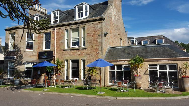 20 Ness Bank, Inverness IV2 4SF, Scotland.