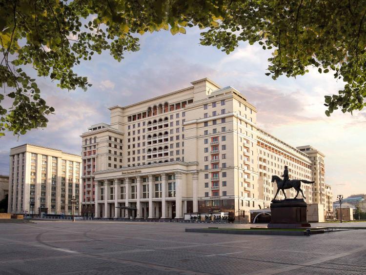 2, Okhotny Ryad, Moscow, Russia.