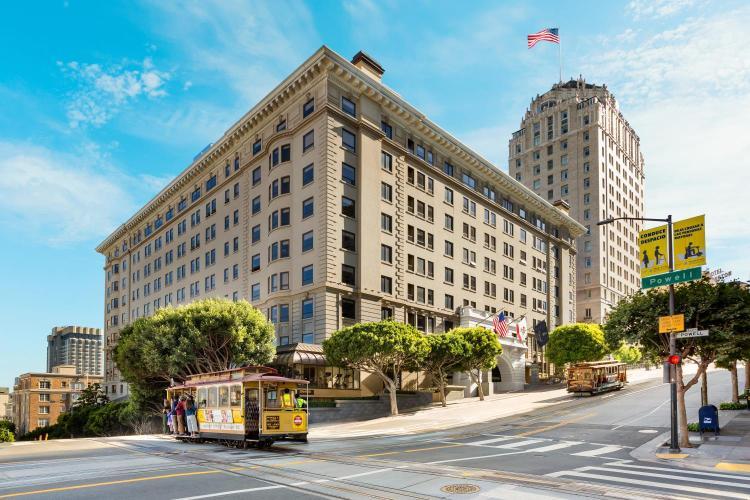 905 California Street, San Francisco, California 94108, United States.