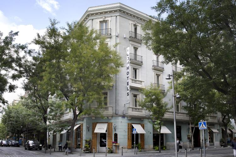 Jorge Juan, 17 (esquina Lagasca), Madrid, 28009, Spain.