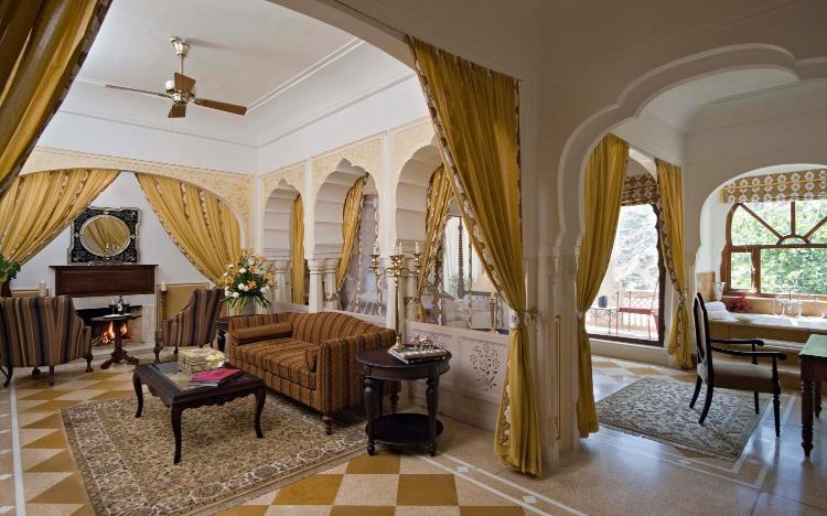 Village Samode, Tehsil Chomu, Jaipur, Rajasthan 303806, India.
