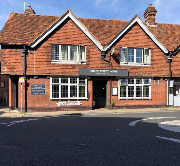 5 Bridge Street, Winchester SO23 0HN, England.