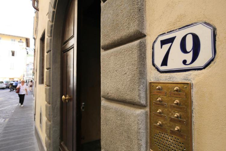 Via di San Niccolò 79, Florence, Italy.
