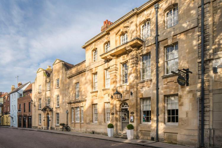 20-24 St Michael's Street, Oxford, OX1 2EB, England.