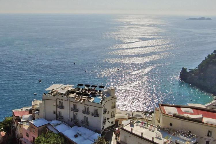 Via Pasitea 318, Positano, Italy.