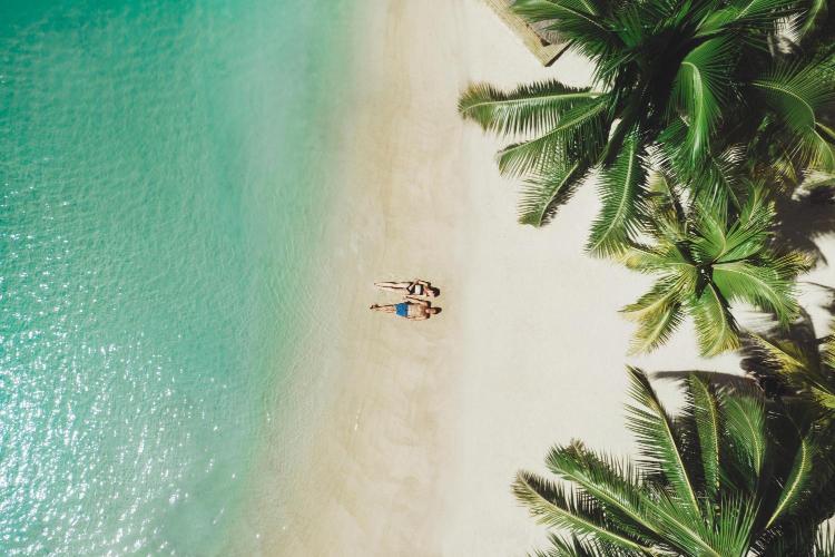 Anse La Raie, Cap Malheureux, Mauritius.