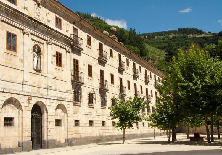Monasterio de Corias, 33816 Corias, Cangas del Narcea, Asturias, Spain.