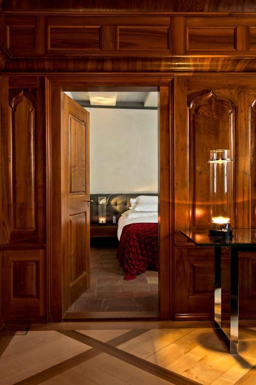 Widder Hotel, Rennweg 7, 8001 Zürich, Switzerland.