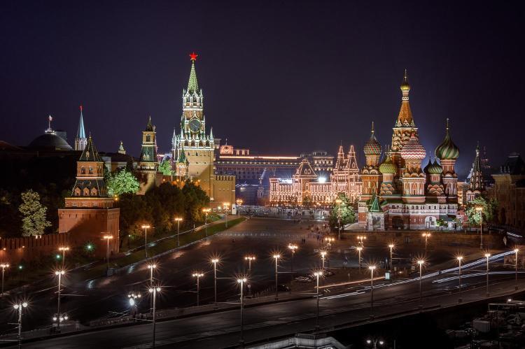 Ulitsa Baltschug 1, Moscow, 115035, Russia.