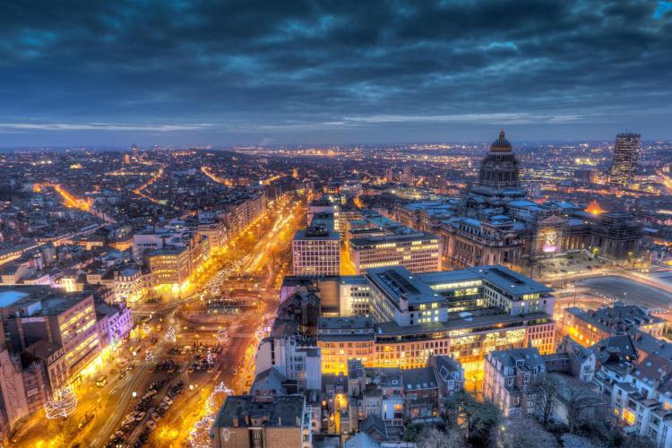 Boulevard De Waterloo 38, Brussels 1000, Belgium.
