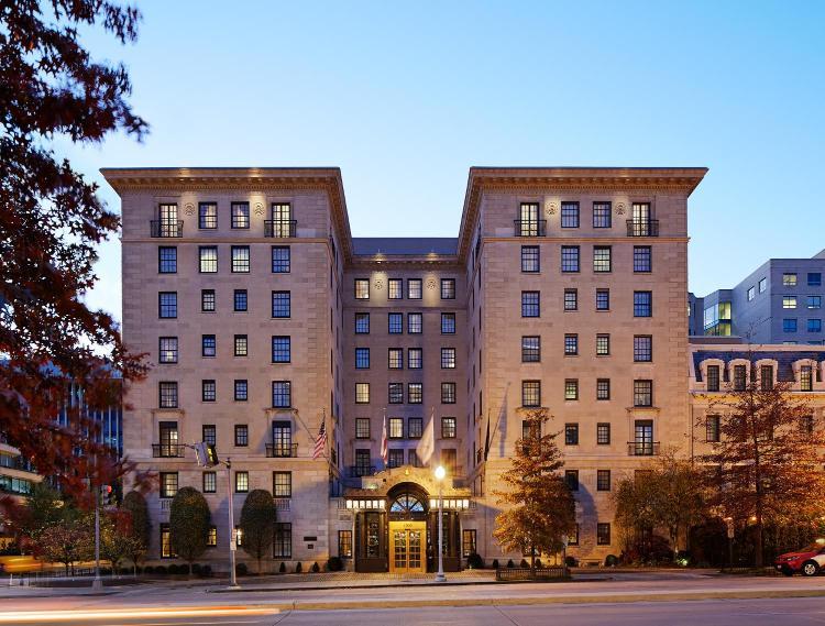 1200 16th St NW, Washington, DC 20036, United States.