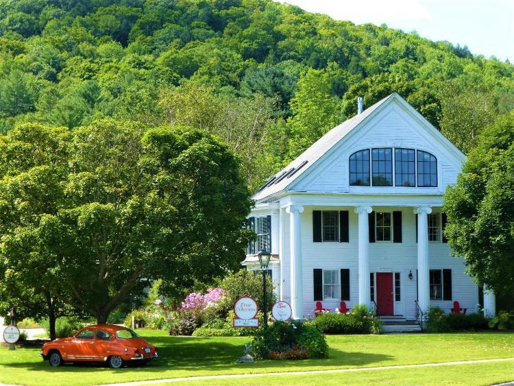 21 West Street, Newfane, Vermont 05345, United States.
