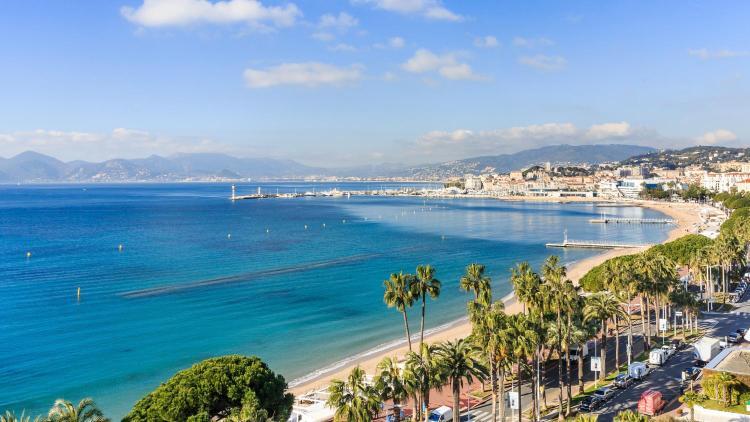 La Croisette, 06414 Cannes, France.