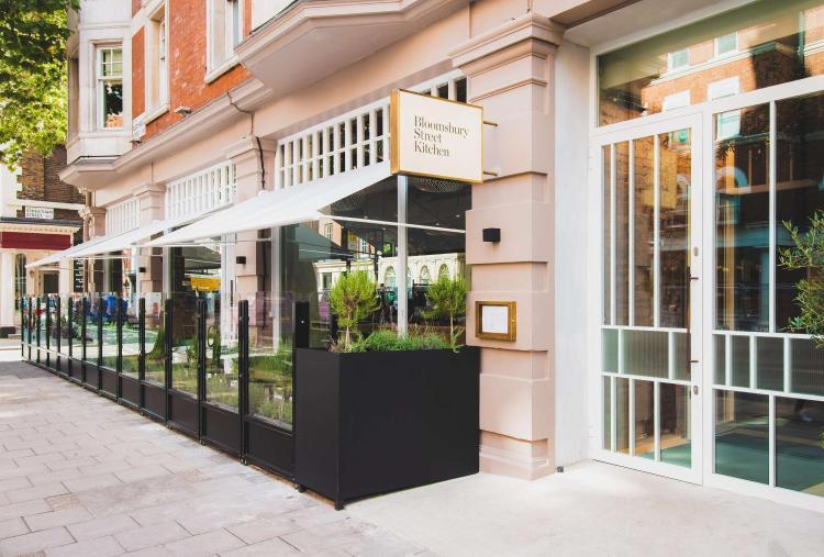 9-13 Bloomsbury Street, London WC1B 3QD, England.