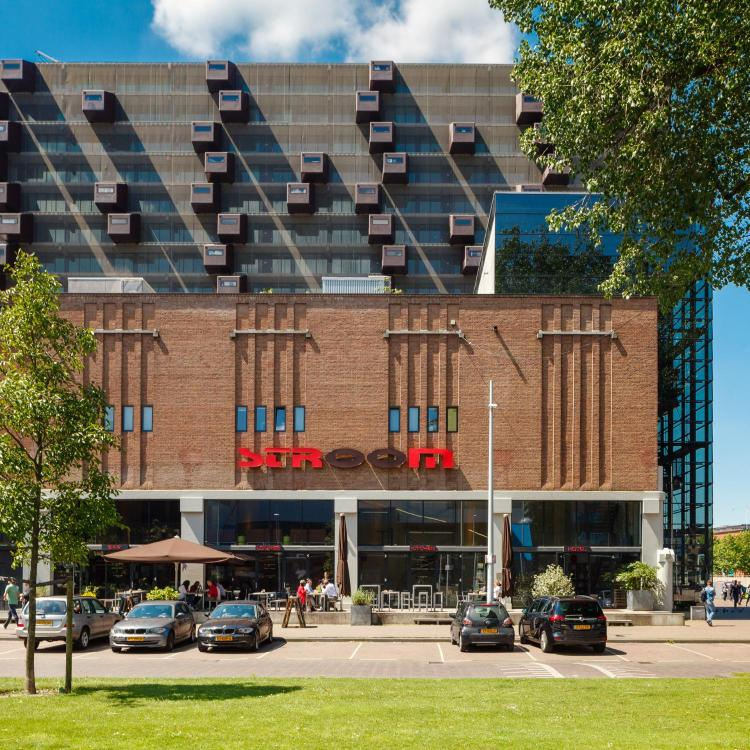 Lloydstraat 1, 3024 EA Rotterdam, Netherlands.