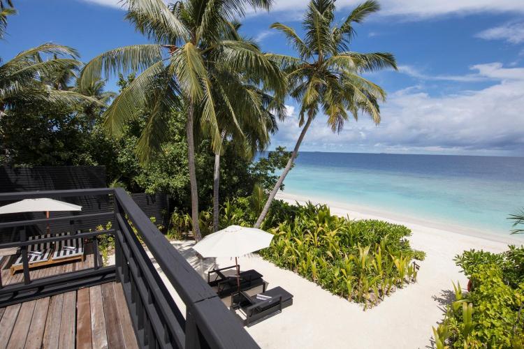 Outrigger Konotta Maldives Resort, Gaafu Dhaalu Atoll, Upper South Province, Maldives.