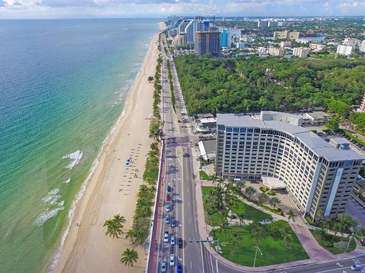 999 N Fort Lauderdale Beach Blvd, Fort Lauderdale, FL 33304, United States.