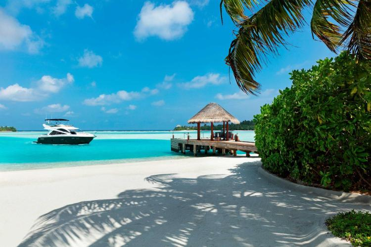Dhigufinolhu, South Malé Atoll, Maldives.