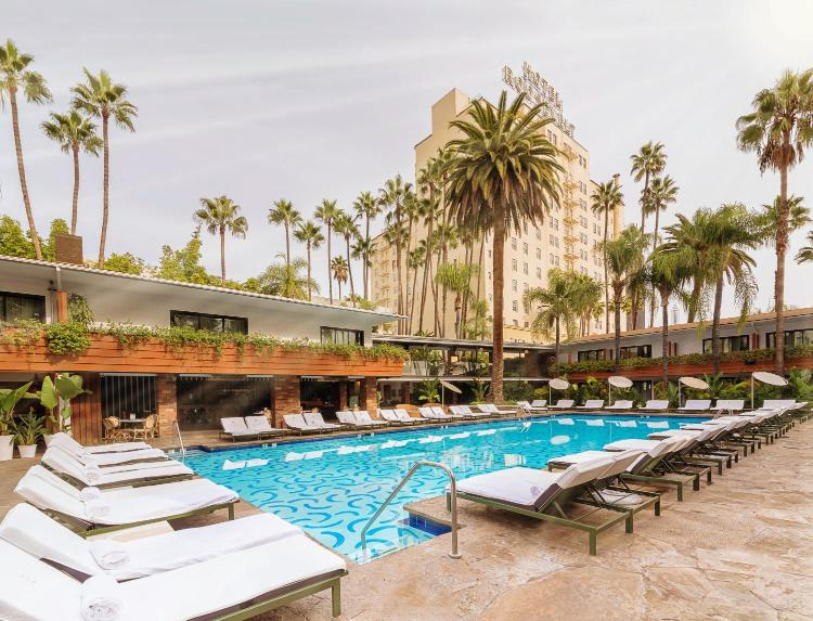 7000 Hollywood Boulevard, Hollywood, Los Angeles, CA 90028, United States.